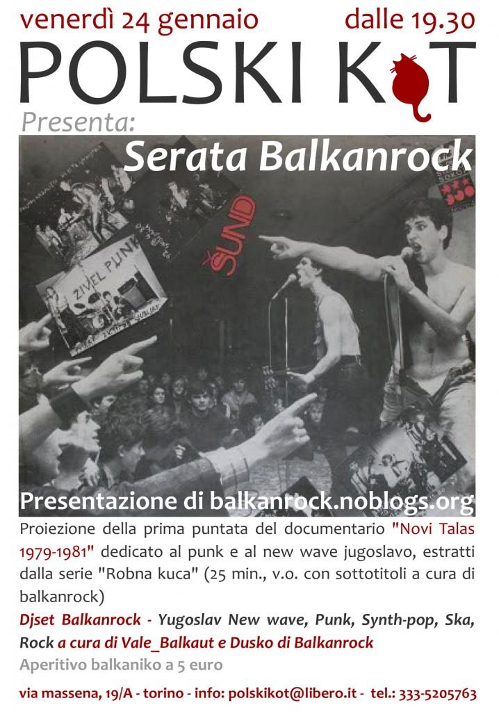 Balkanrock al Polski Kot