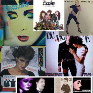 Ex-Yu Pop Collage