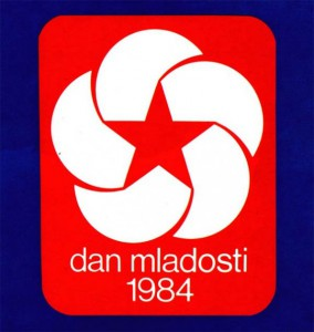 Dan Mladosti 1984