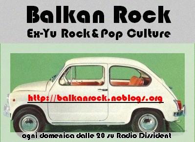 Balkan Rock Banner